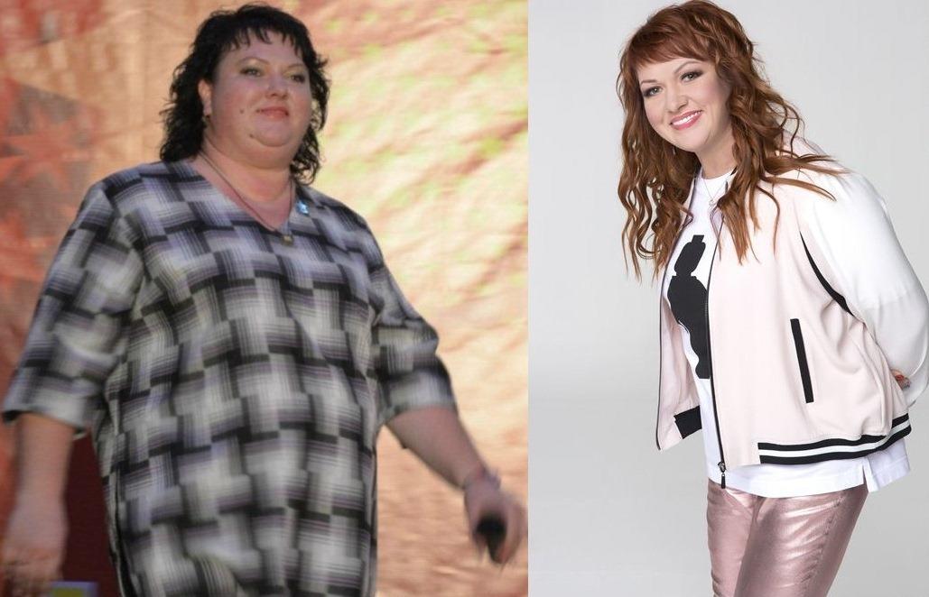 Картункова до похудения видео