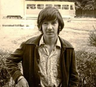 Юрий Шевчук в подростковом возрасте