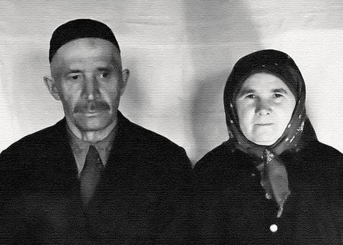 Дед Акрам и Бабушка Талига. Дедушка и бабушка Юрия Шевчука