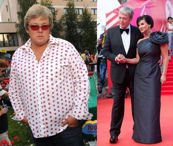 Александр стриженов похудеть