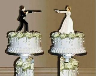 Свадьба - развод