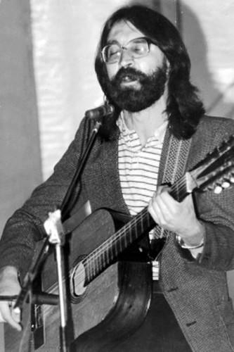 Юрий Шевчук, выступление в Башкирском университете 1984год