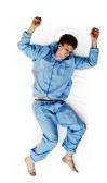 Позы сна и их значение с картинками