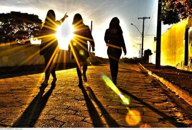 Прогулки пешком по городу
